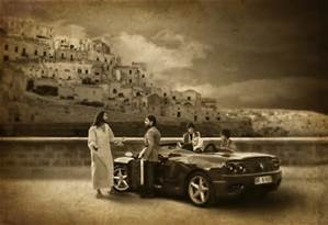 Rich Yourng Ruler with car