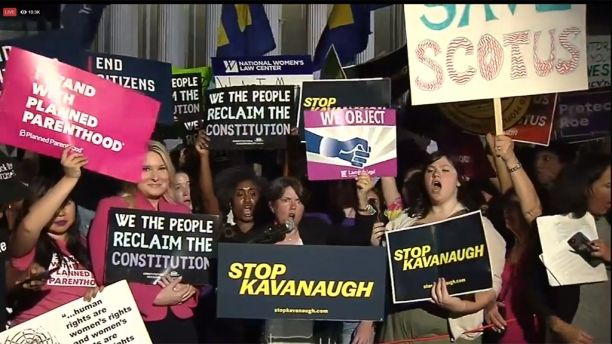 Kavanagh Protests